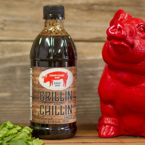 Grillin' and Chillin' Sauce