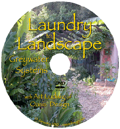 Laundry to Landscape Greywater Systems: Instructional video (DVD)