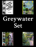 Greywater Laundry to Landscape Design Builders Guide