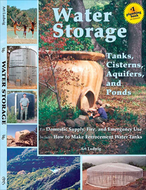 Water Storage Build tanks Cisterns ponds Art Ludwig
