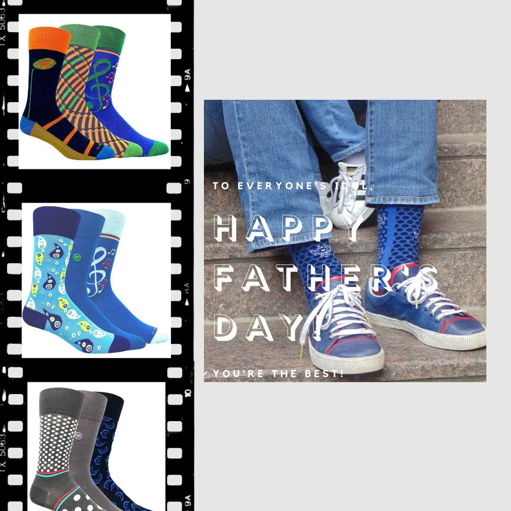 Love Sock Company Father's Day Gift Ideas under $20