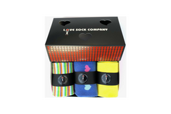California Love Gift Box (W) - LOVE SOCK COMPANY