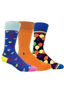 Celebration Socks Bundle (M) - LOVE SOCK COMPANY