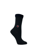 Women's Socks - Dark gray melange