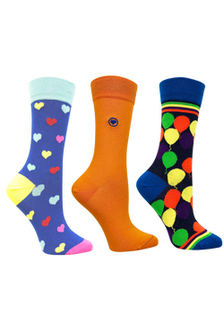 Celebration Socks Bundle (W) - LOVE SOCK COMPANY