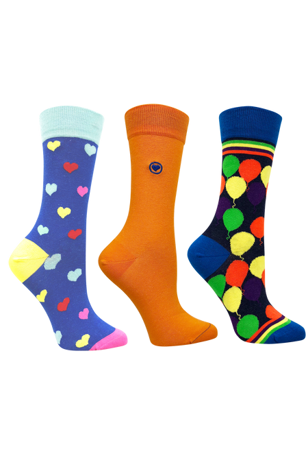 Celebration Socks Bundle (W)