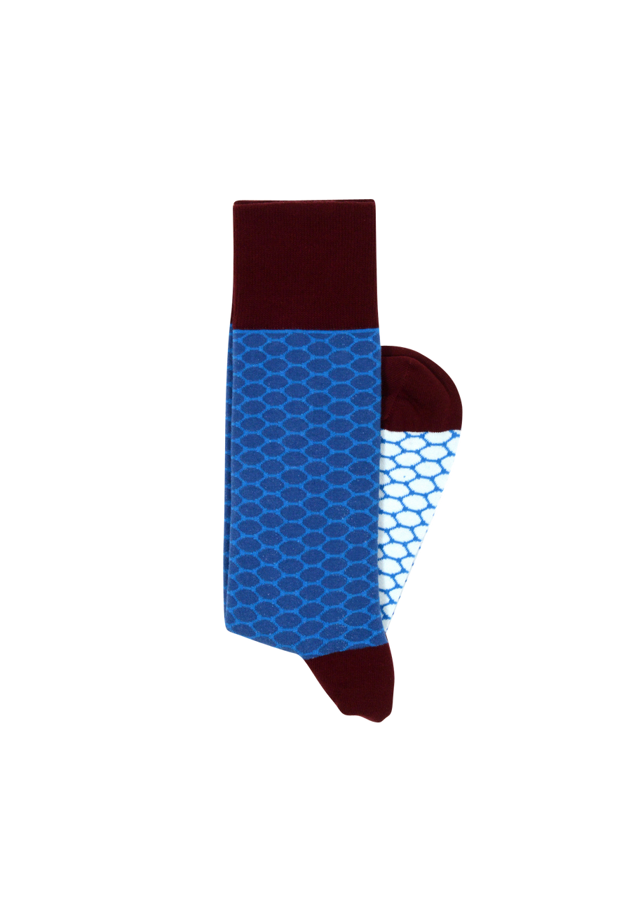 Men's casual socks | Hexagon