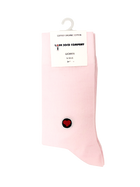 Women's Pink Socks