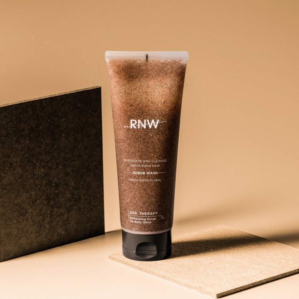 RNW Der. Therapy Refreshing Scrub To Body Wash