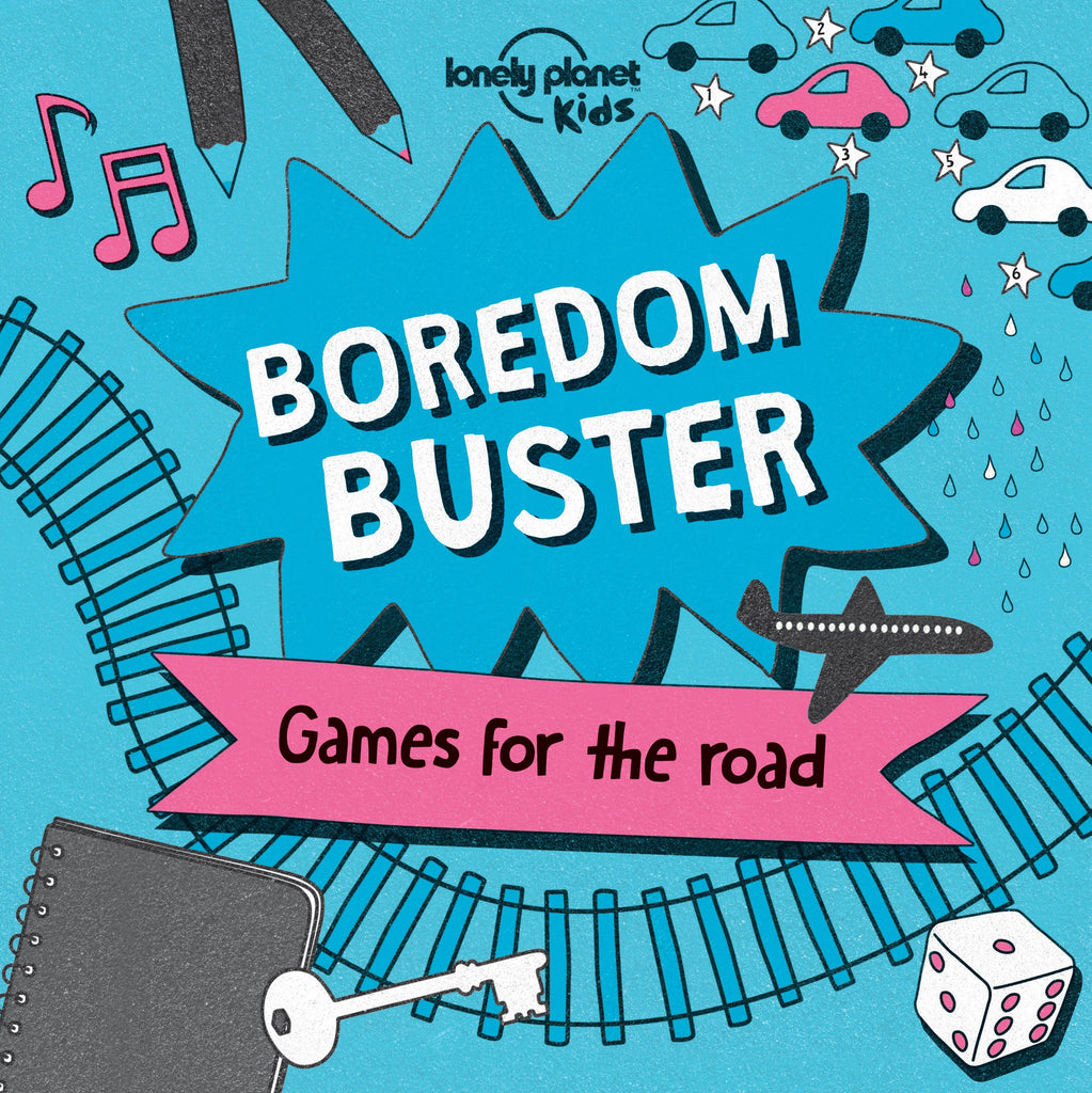 Lonely Planet - Boredom Buster