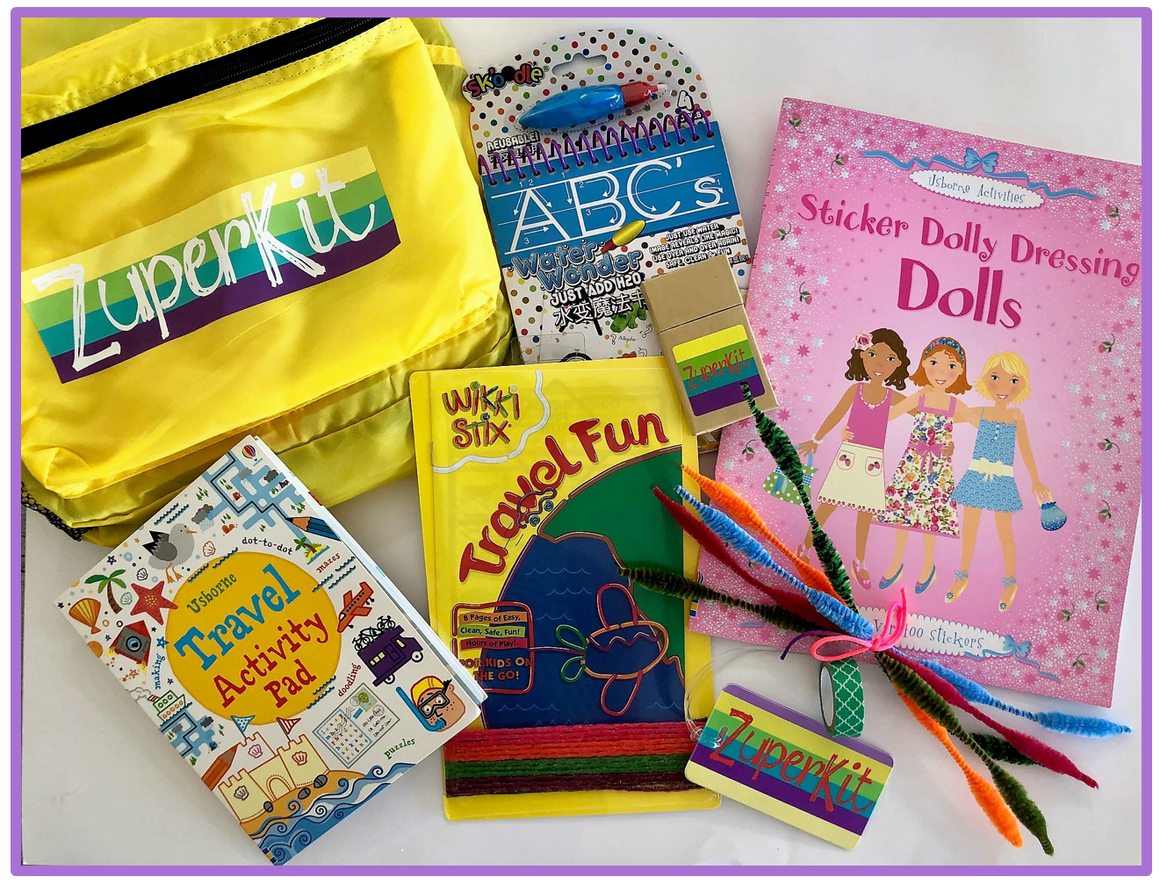 Deluxe ZuperKit for Girls - Age 5-7 years