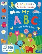 Bloomsbury - My ABC Sticker Activity Book