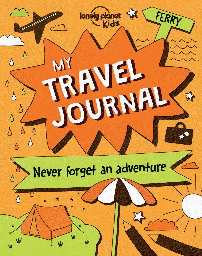 Lonely Planet - My Travel Journal