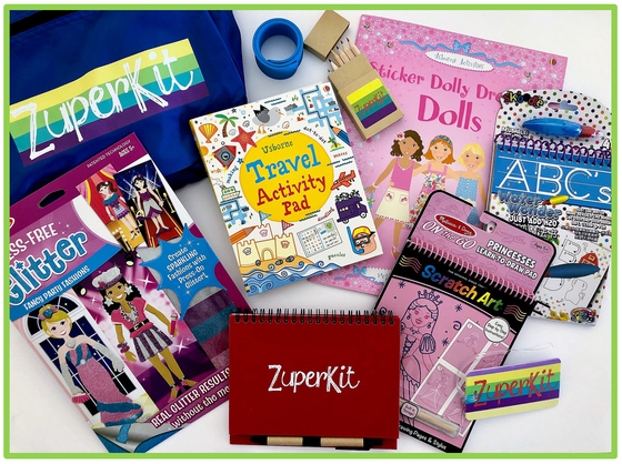 Premium ZuperKit for Girls - Age 5-7 years