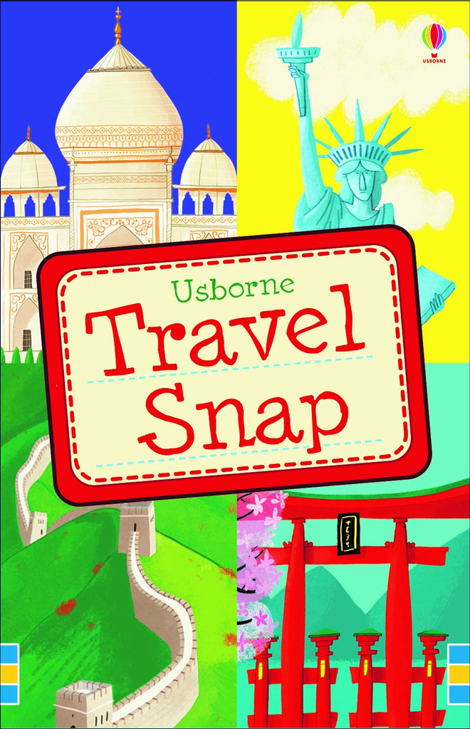 Usborne - Travel Snap