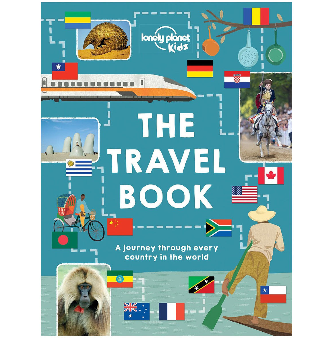 Lonely Planet - Kids Travel Book
