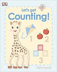 Sophie La Girafe - Let's Get Counting!
