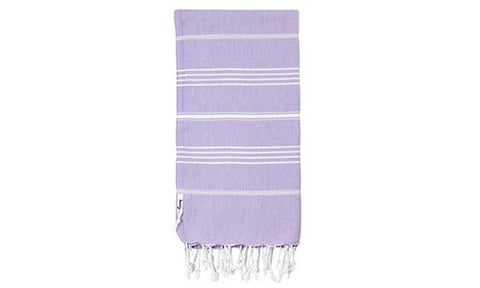 Knotty Turkish Towel Lilac