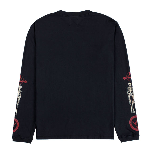 BONE COLLECTOR RED L/S TEE