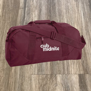 TRAP BAG - MAROON