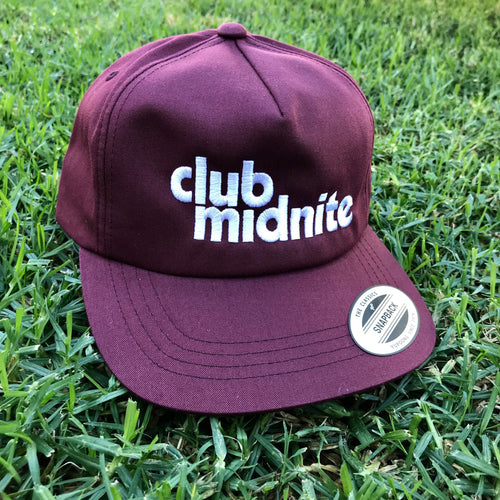 DECON HAT - MAROON