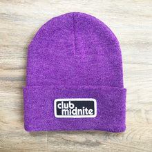 Load image into Gallery viewer, CLUB PATCH BEANIE