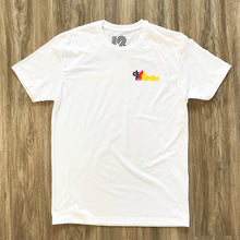 Ripped S/S (White)