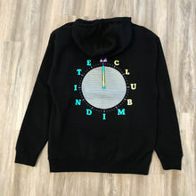 Load image into Gallery viewer, TIME TO PARTY HOODIE - BLACK
