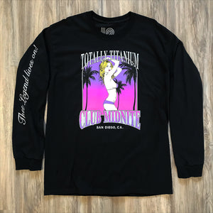 Totally Titanium L/S (Black)