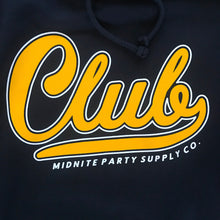 Load image into Gallery viewer, CLUB CAL HOODIE - NAVY