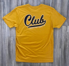 Load image into Gallery viewer, CLUB CAL S/S - ANTIQUE GOLD