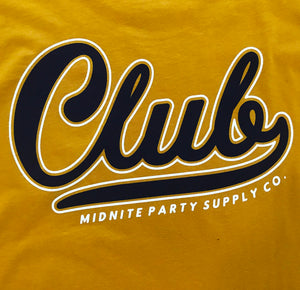 CLUB CAL S/S - ANTIQUE GOLD