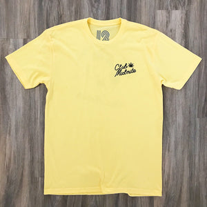 Don't Panic S/S (Pale Yellow)