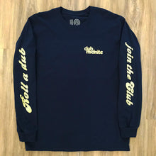 Join the Club L/S (Navy)