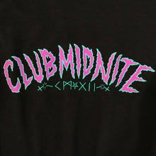 HITZ CLUB BANNER L/S - BLACK