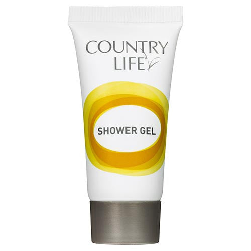 Country Life Guest Amenities Shower Gel 20ml (per carton)
