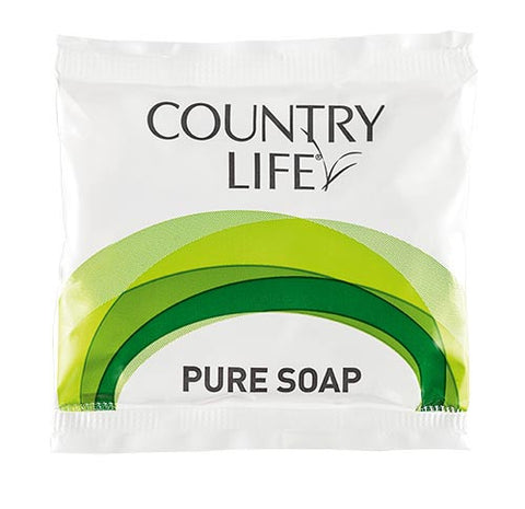 Country Life Wrapped Guest Amenities Soap 15g (per carton)