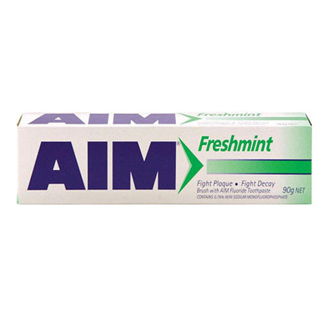 AIM Freshmint Toothpaste