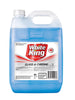 White King Glass & Chrome Cleaner 5 Ltr
