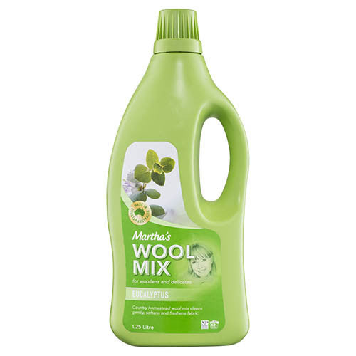 Martha's Wool Mix  - Eucalyptus 1.25L