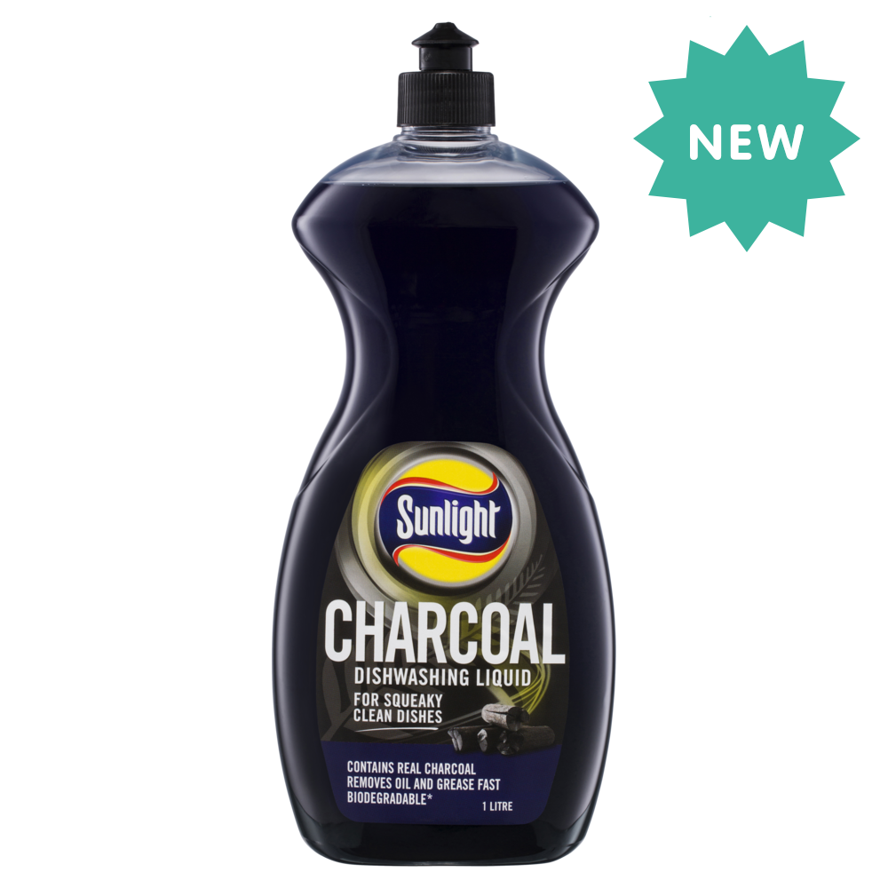 SUNLIGHT CHARCOAL DISHWASHING LIQUID