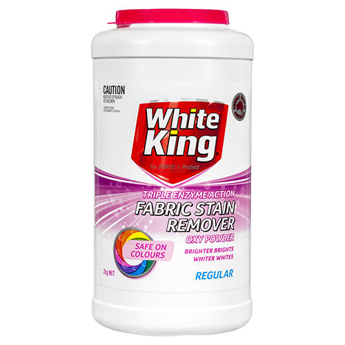 White King Oxy Lift Fabric Stain Remover