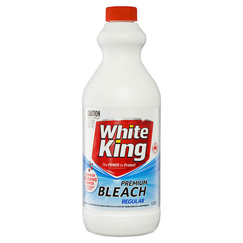 White King Premium Bleach Regular (per carton)