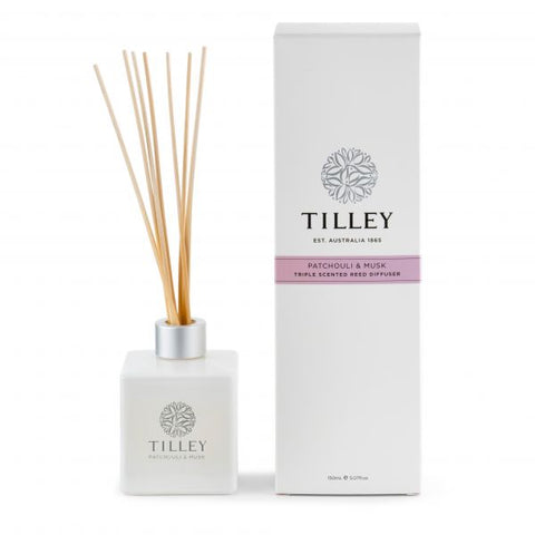 PATCHOULI & MUSK REED DIFFUSER 150ML