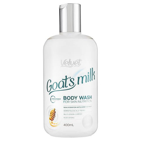 Velvet Goats Milk Body Wash