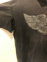 1990 Harley 'Wings' tee