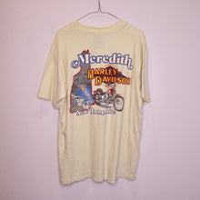 1990 Harley 'weekend' tee