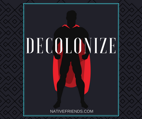 Decolonize, disucssion of the term in blog: How to speak with elders: Native Americans and Resource Management