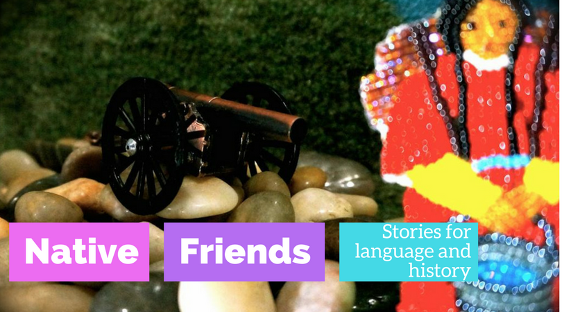 Our Native Friends' stories range from everyday to historical.