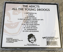 "The Adicts "" All The Young Droogs"" CD"